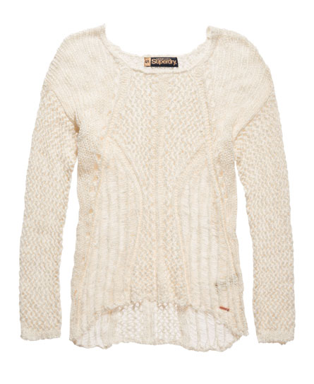 Superdry Summer Aero Swing Sweater