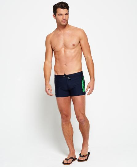 Superdry Swim Sport Midi Trunk