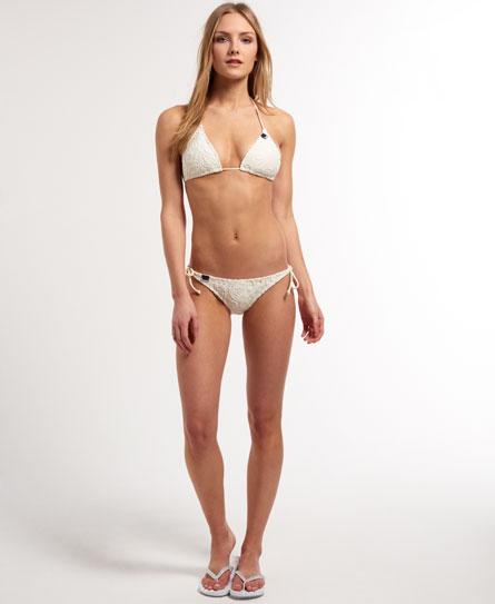 Superdry Luxe Lace Bikini Top
