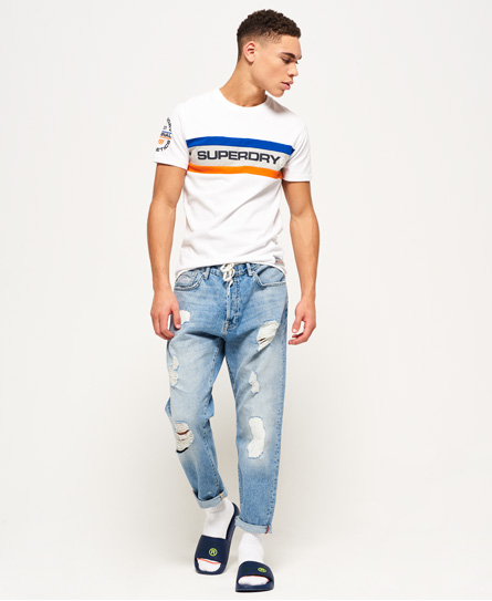 Superdry Trophy Chest Band T-Shirt