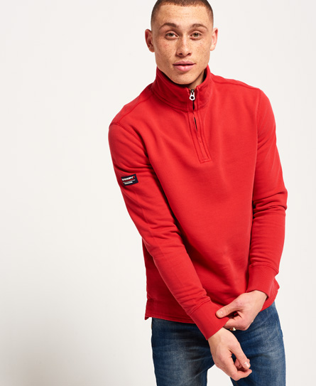Superdry Superdry International henley top