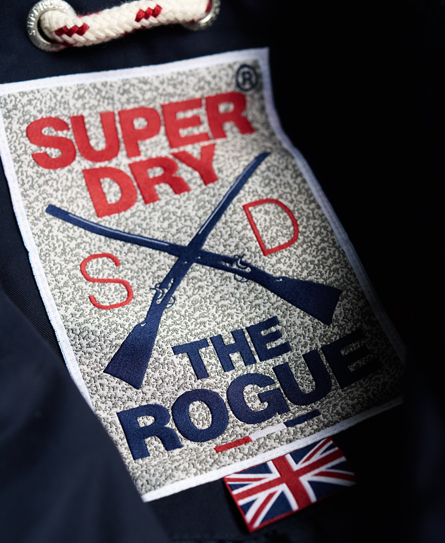 Superdry Rogue Mac Jacket