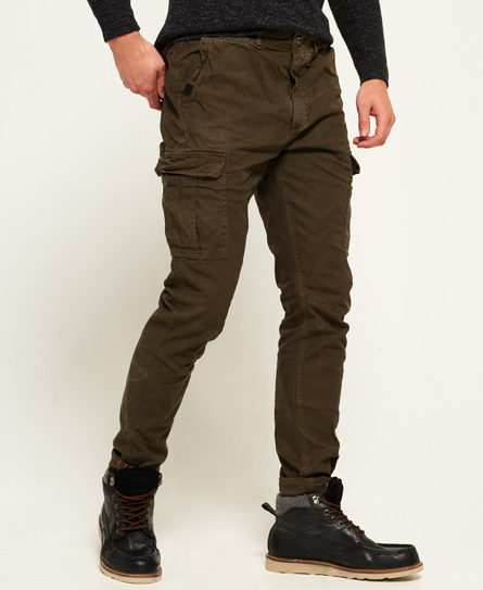 Superdry Superdry Surplus Goods Low Rider cargobukser