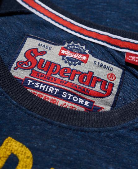 Superdry Full Weight Raglan T-shirt