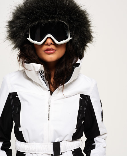 Superdry Slim Snow Puffer Jacket