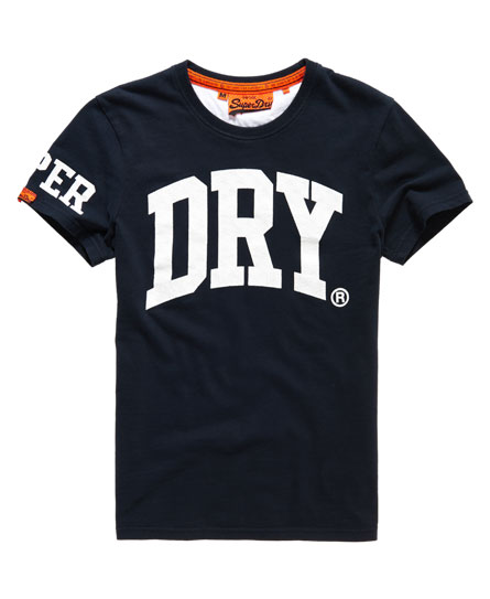 Superdry Big Dry Entry T-shirt