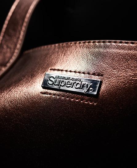 Superdry Metallic Elaina 托特包