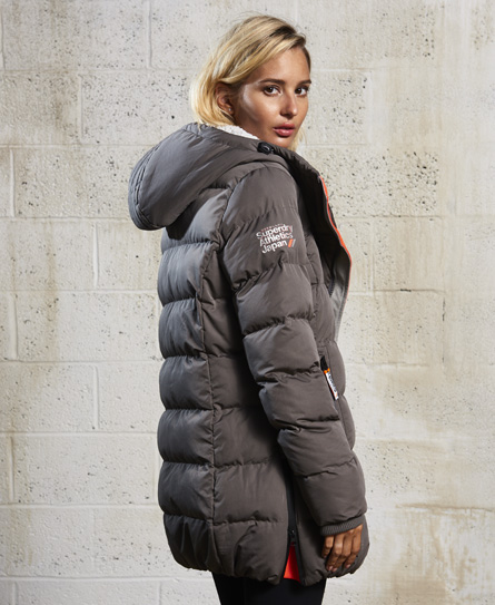 Sd-X Superfibre Tall Steppjacke