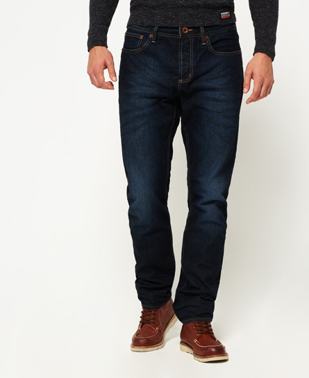 tru colour blau Superdry Loose Jeans