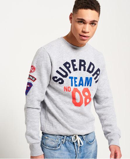 Superdry Sweat-shirt ras du cou Famous Flyers