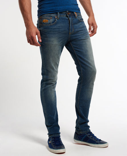 Superdry Standard Skinny Jeans - Mens Last Chance