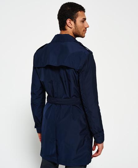 Superdry IE Rain Trench Coat