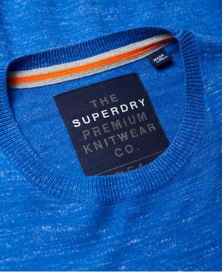 Superdry Orange Label Crew Jumper