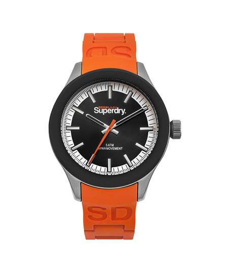 Superdry Scuba Track and Field Armbanduhr