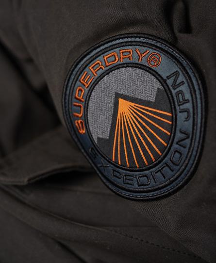 Superdry Everest Wax Jacket