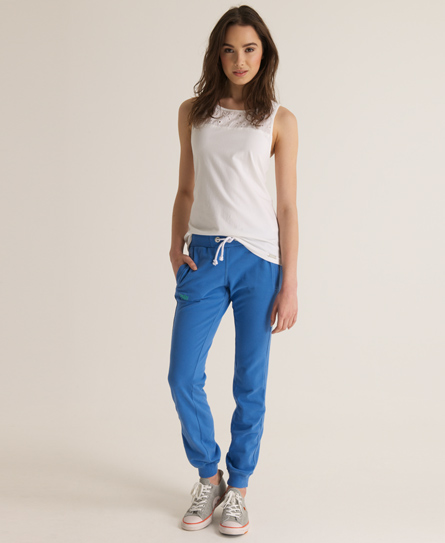 Superdry Lite Joggers Blue
