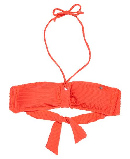 Superdry Top de bikini bandeau Santa Monica