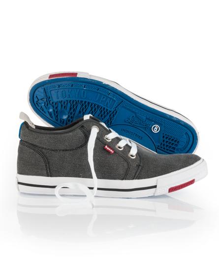 Superdry Larceny Sneaker Black