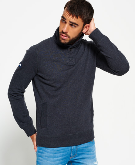 Superdry Academy Henley trui