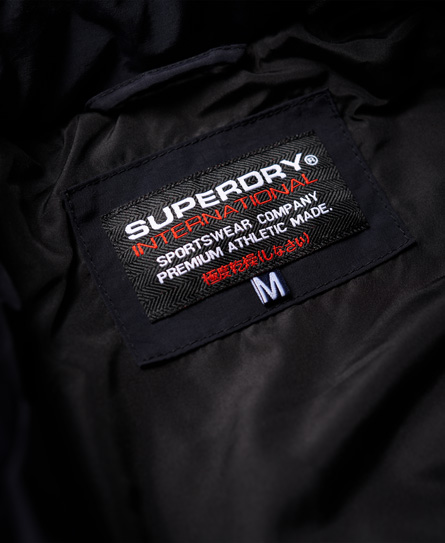 Superdry International Quilted Jacket