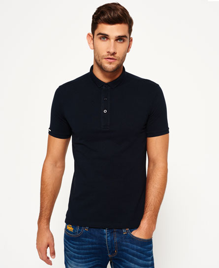 bleu marine éclipse Superdry Polo City