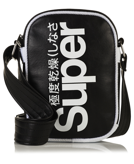 Superdry Festival Bag Black
