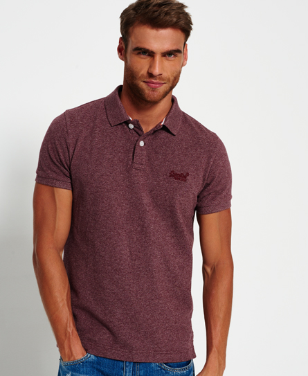 Mens polo shirts shop polo shirts for men online superdry for Best polo t shirts for men