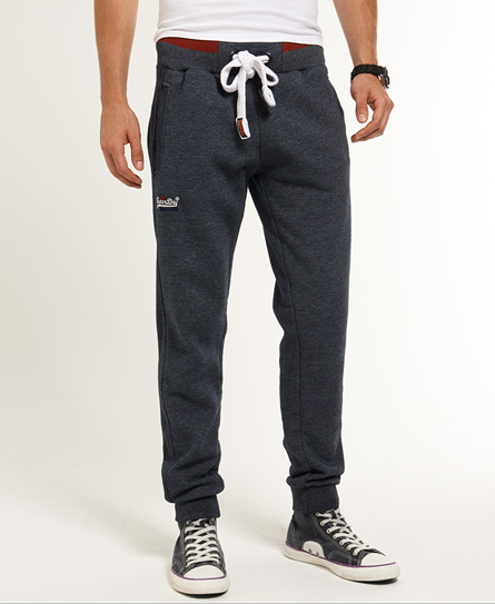 Superdry True Grit Joggers Blue