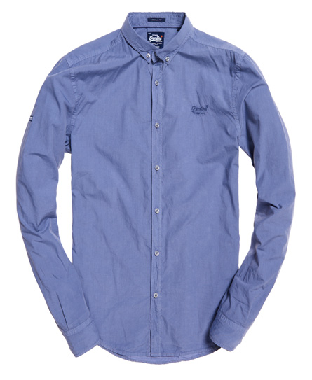 Superdry Premium Paperweight skjorte