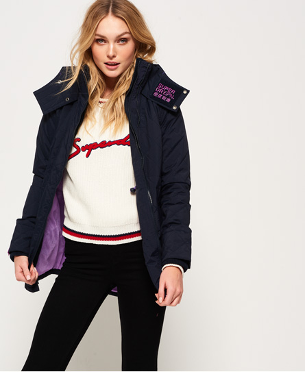 Superdry Superdry Quiltet Technical SD-Windparka