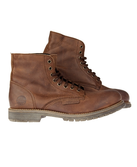 Superdry Bunker Boot Brown