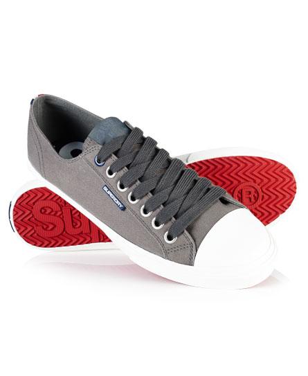 灰色 Superdry Low Pro Sleek运动鞋