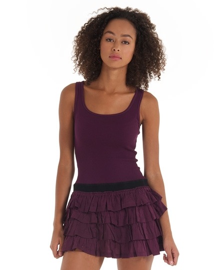 Superdry Bouquet Dress Purple