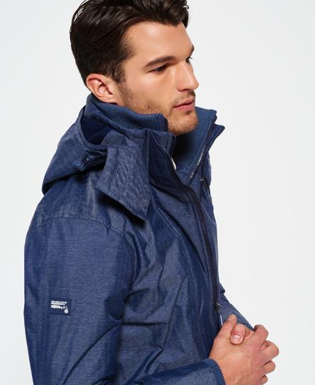 Superdry Pop Zip Hooded Technical Windcheater Jacket