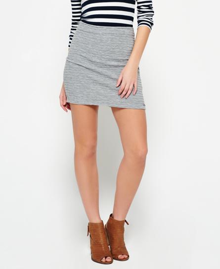Marine Zip Mini Skirt Superdry With Mastercard Sale Online QdKMoUYN