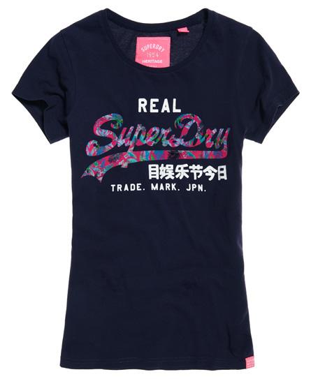 Superdry Vintage Logo Infill T-Shirt
