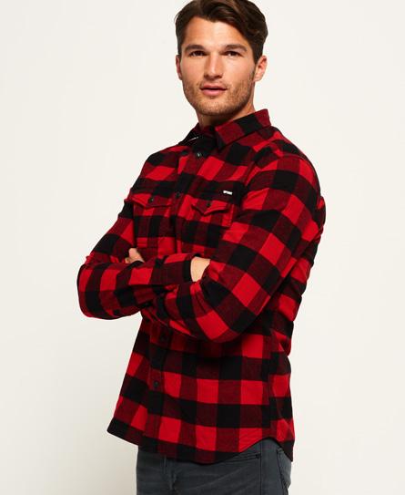 Superdry Superdry Skotskternet Rookie skjorte