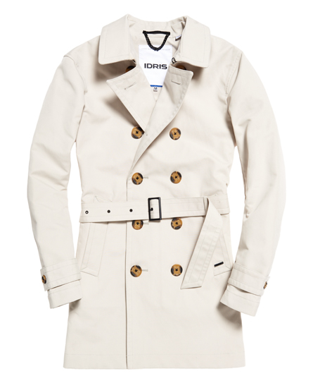 Superdry Director Trench Coat
