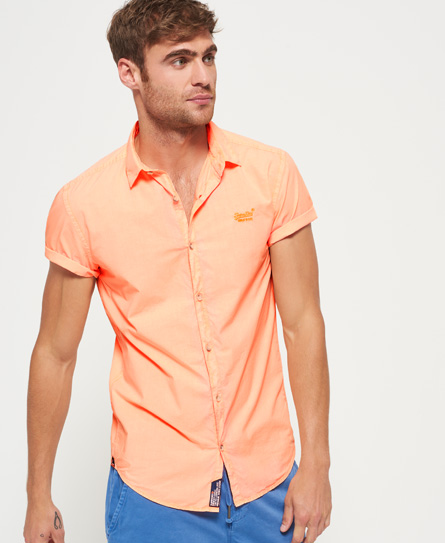 Superdry Schmales Beach Side Hemd