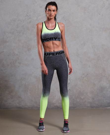 Superdry Superdry SD Sport Seamless Ombre leggings