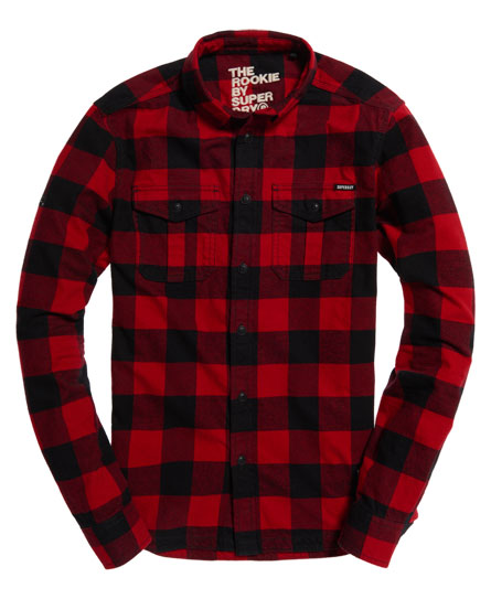 Superdry Rookie Plaid Shirt