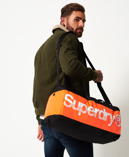 Superdry Montana Barrel-bag