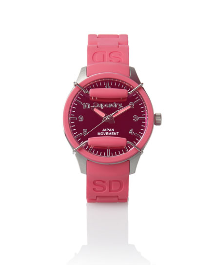 superdry scuba mirror s watches
