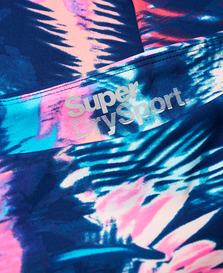 Superdry Legging taille haute Sport Essentials