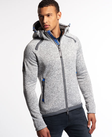 superdry storm sideward kapuzenjacke herren hoodies. Black Bedroom Furniture Sets. Home Design Ideas