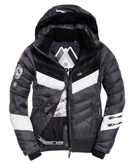 Scuba Carve Hooded Jacket