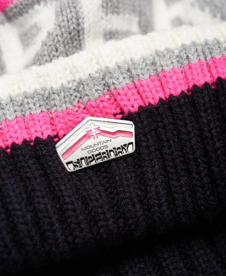 Superdry Bonnet avec logo Super S.D
