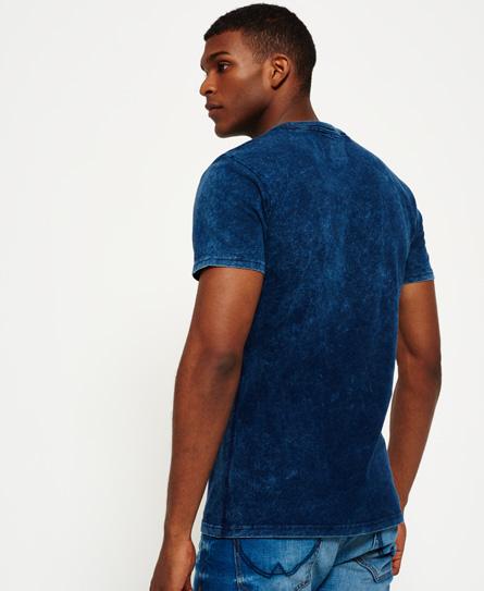 Superdry The Craftsman Indigo T-Shirt