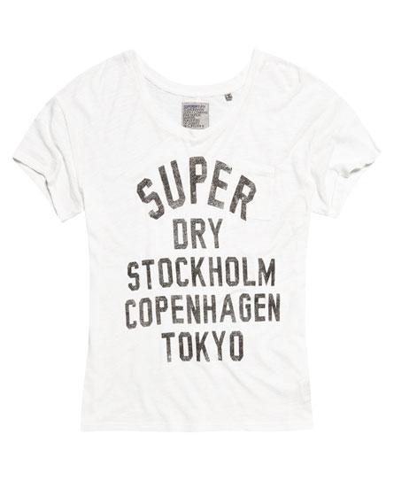 Grafisch Nordic T-shirt