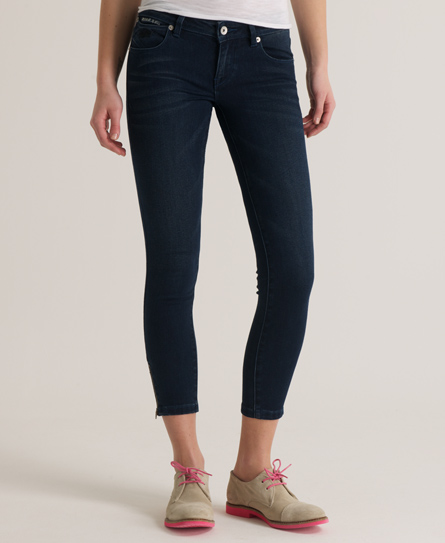 Collection Super Skinny Cropped Jeans Pictures - Reikian
